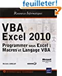 VBA Excel 2010 - Programmer sous Exce...