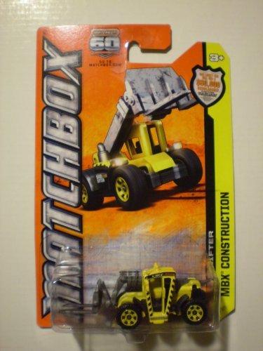 2013 Matchbox - MBX Construction - Load Lifter - 1