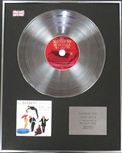 THE Platinum Edtn MAVERICKS, Ltd-CD con musica, per tutte le occasioni