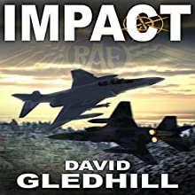 Impact: Phantom Air Combat, Book 5 Audiobook by David Gledhill Narrated by David Gledhill