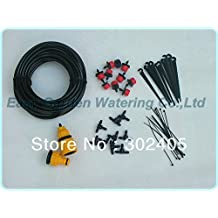 Generic NEW 10pcs Drip Mini Irrigation System. Plant Watering System.Micro Irrigation.self Irrigation For Flower...