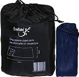 Sacs de couchage couverture dappoint drap sac de couchage Micropolaire rectangulaire