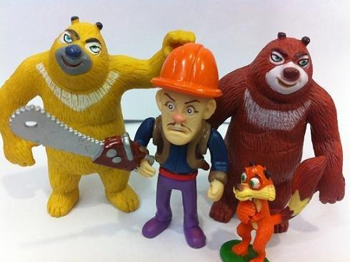 SK-Teddy bear cartoon Hand, um eine Voll befallen tun günstig