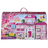 Mega Bloks Barbie Luxury Mansion by Megabloks