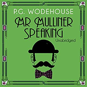 Mr Mulliner Speaking Audiobook