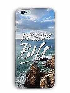 YuBingo Dream BIG Designer Mobile Case Back Cover for Apple iPhone 6S Plus