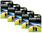 Duracell Rechargeable 9 V Battery