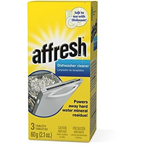 Affresh W10549850 Safe fresher and cleaner Dishwasher Cleaner (Front Load Washer Tub Cleaner compare prices)