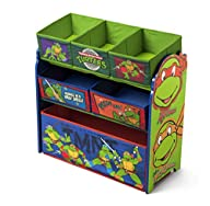Delta Children Multi Bin Toy Organize…