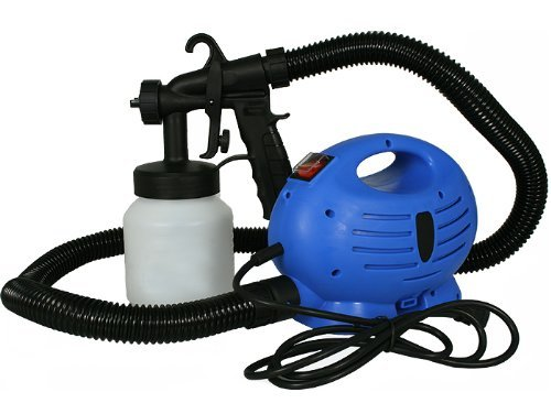 Best Prices New Paint Sprayer Paint Zoom Pz 001 Paint Sprayer With 3 Way Spray Hea Buystools3