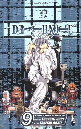 DEATH NOTE 9巻 (英語版)