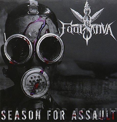 8 Foot Sativa-Season For Assault-(IR666)-CD-FLAC-2003-WRE Download