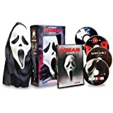 The Complete Scream Collection: Scream 1 / Scream 2 / Scream 3 / Scream 4 (with Mask) [DVD]