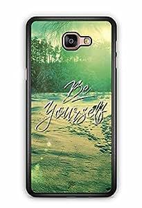 YuBingo Be Yourself Designer Mobile Case Back Cover for Samsung Galaxy A9