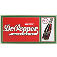 Dr. Pepper Sign