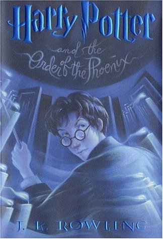 Harry Potter and the Order of the Phoenix (Book 5), J.K. ROWLING, MARY GRANDPRÉ