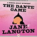 The Dante Game: A Homer Kelly Mystery (       UNABRIDGED) by Jane Langton Narrated by Mark Ashby