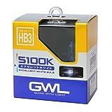 ミラリード(MIRAREED) ハロゲンバルブ GWL エクセレントホワイトバルブ HB3 5100K 【車検対応】 HIDクラスの輝きと白さ S1414
