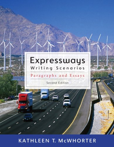 Expressways: Writing Scenarios (with MyWritingLab Student Access Code Card) (2nd Edition)