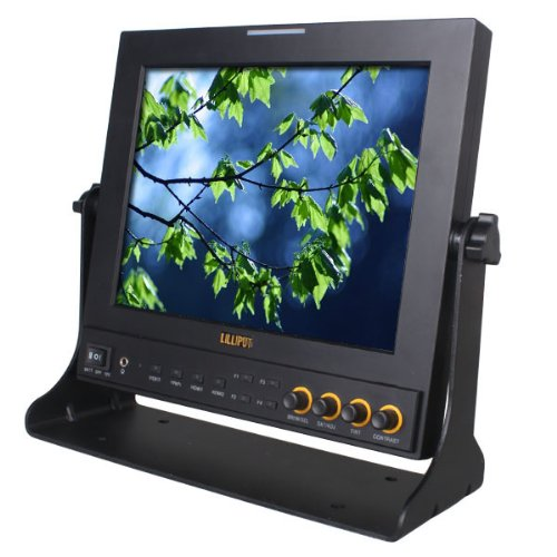 Lilliput 9.7'' 969 A/O/P Color Lcd Pro Monitor With Aluminum Case For Lilliput 969 Mintor