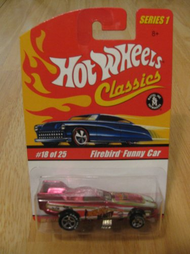Hot Wheels Classics Series 1 - Firebird Funny Car #18 of 25