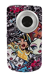 """Monster high 38048-INT Caméscope numérique Ecran 1,8"""" pivotant sur 180° Microphone intégré"""