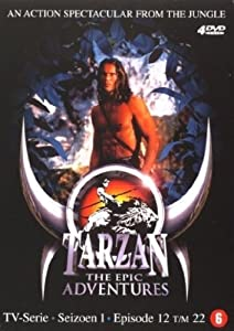 TARZAN - THE EPIC ADVENTURES (part 13-22) (import)