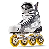 Bauer Mission Inhaler AC3 Inline Roller Hockey Skates - Bauer Hockey by Bauer