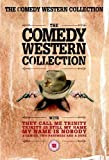 The Comedy Western Collection (They Call Me Trinity; Trinity Is Still My Name; My Name is Nobody; A Genius, Two Partners and a Dupe) [DVD]