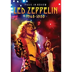 Led Zeppelin 1968-1980 Music In Review