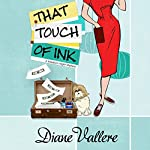 That Touch of Ink: A Mad for Mod Mystery, Book 2 | Diane Vallere
