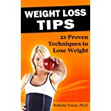 Weight Loss Tips: 21 Proven Techniques to Lose Weight ~ Hypnosis Network