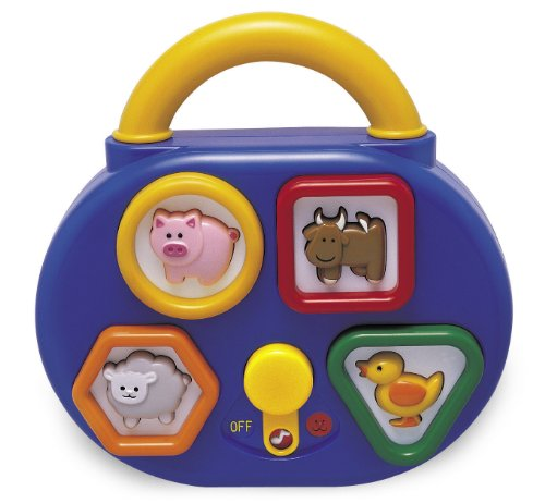 Tolo Toys Musical Shape Sorter front-666935