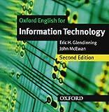 Eric Glendinning Oxford English for Information Technology: Class Audio CD