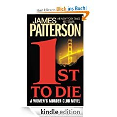 1st to Die: Women's Murder Club Series, Book 1