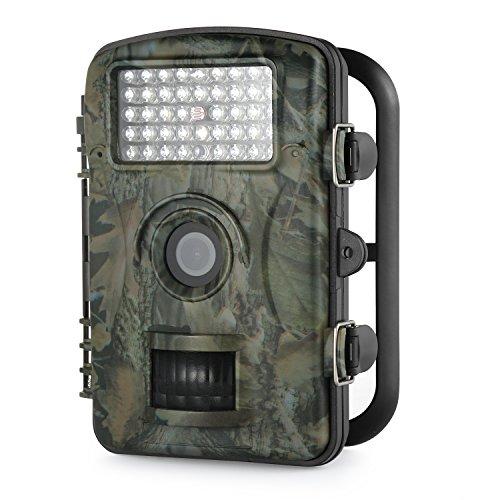 wildkamera aoleca 12 millionen pixel aufl sung 1080p hd wildlife kamera 120 grad weitwinkel. Black Bedroom Furniture Sets. Home Design Ideas