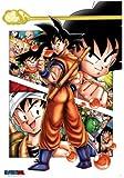 "DRAGON BALL ""DB / Son histoire Goku"" Affiche"