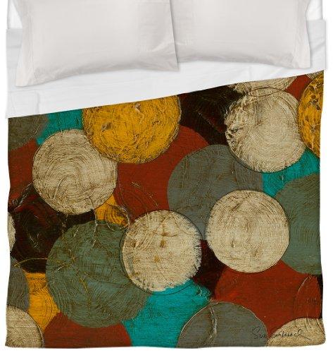 Thumbprintz Duvet Cover, Full/Queen, Circumlocution front-483767
