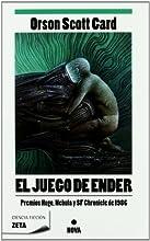 El juego de Ender (premio Nébula 1985) (premio Hugo 1986) (BEST SELLER ZETA BOLSILLO)