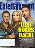 Entertainment Weekly February 16 2007 - Lost Michael Emerson, Elizabeth Mitchell, Matthew Fox (The Office, John Mayer, Harry Potter, McSteamy, #921)