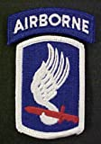 173rd Airborne Brigade Full Color Dress Patch W/ Airborne Tab