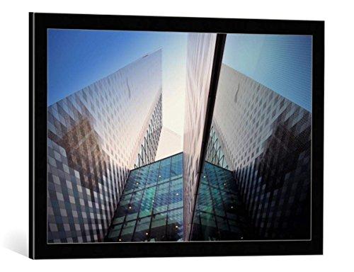 quadro-con-cornice-ercan-sahin-swedbank-stampa-artistica-decorativa-cornice-di-alta-qualita-75x50-cm