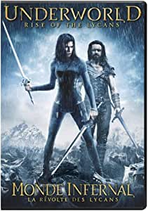 Underworld: Rise of the Lycans (Bilingual)