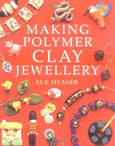 Making Polymer Clay Jewelry