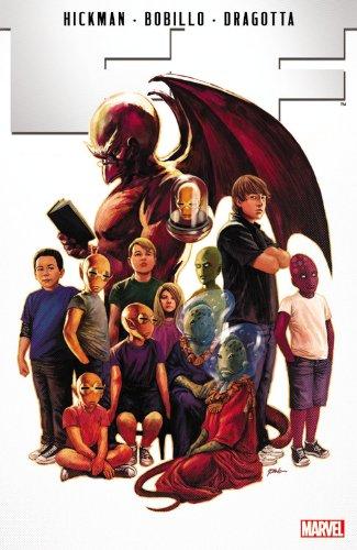Ff By Jonathan Hickman 03 (Fantastic Four)