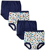 Gerber Baby-Boys Infant 4 Pack Sports Training Pant