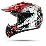 Stark - Casque Enduro Moto Cross Quad...