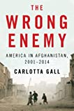 By Carlotta Gall The Wrong Enemy: America in Afghanistan, 2001-2014 (1st Edition)