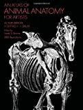 img - for An Atlas of Animal Anatomy for Artists by W. Ellenberger (Jun 1 1956) book / textbook / text book