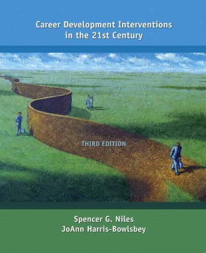 Career Development Interventions in the 21st Century and...